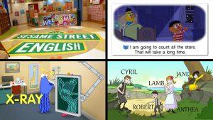 Sesame Street English
