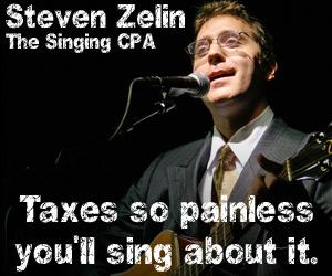 Steven Zelin Online Ad