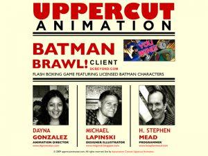 Uppercut Animation